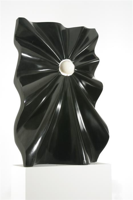 Composition schwarz, 74 cm