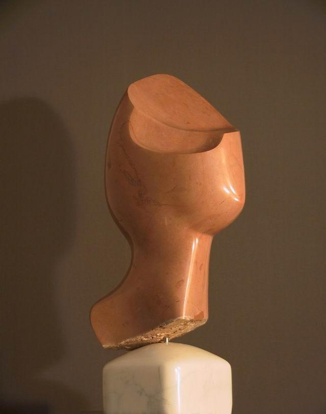 Composition, 67 cm Pietra di Bastia