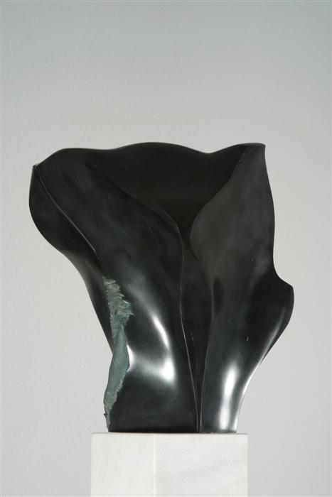 Skulptur 46 cm, Nero Belgo